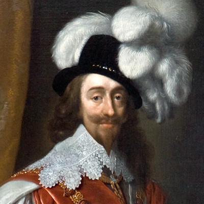 Image associated with         Portrait of King Charles I